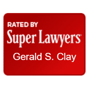 Super Lawyers Profile - Gerald S. Clay