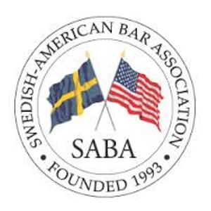 Swedish American Bar Association Anders Nervell