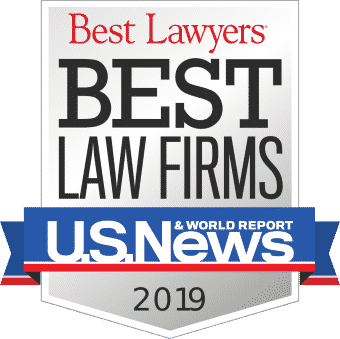 2019 Best Law Firms US News